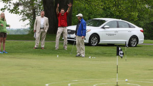 golf tournaments at Pheasant Run