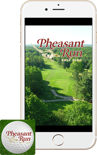 get the pheasant run gallus golf app